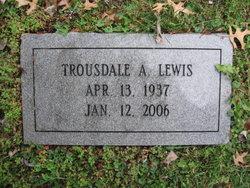 Trousdale A Lewis