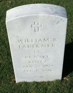 William B Faulkner