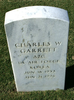 Charles W Garrett