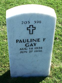 Pauline Frances Gay