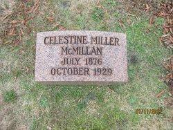 Celestine <I>Miller</I> McMillan