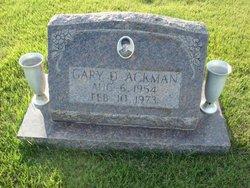 Gary Dale Ackman