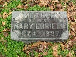 """Mary """"Polly"""" <I>White</I> Coriell"""