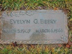 Evelyn Ganell <I>Harris</I> Beery