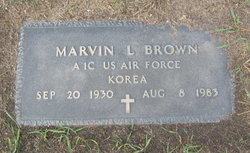 Marvin Lyle Brown