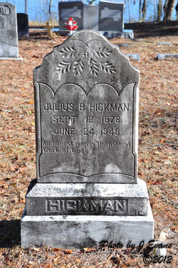 Julius Bethel Hickman