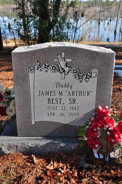 "James McArthur ""Arthur"" Best, Sr"