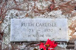 Ruth Carlisle