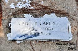 Mancey C Carlisle