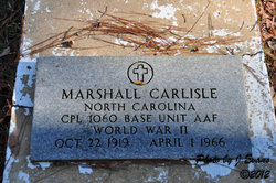 Marshall Carlisle