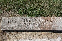 Luella F. Davis