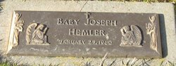 Baby Joseph Hemler