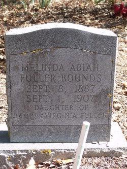 Melinda Abiah <I>Fuller</I> Bounds