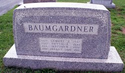 Nettie E. <I>Long</I> Baumgardner