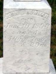 John Benjamin Bowman