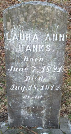 Laura Ann <I>Martin</I> Hanks