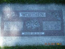 "Richard Darriel ""Dick"" Worthen, Sr"