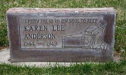 Karen Lee Anderson