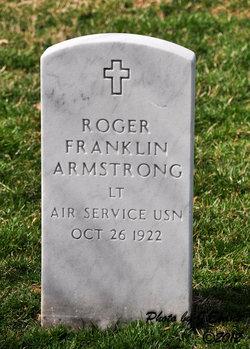 Lieut Roger Franklin Armstrong