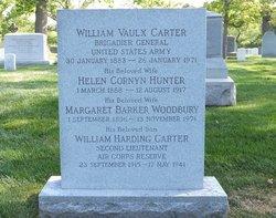 Margaret Barker <I>Woodbury</I> Carter