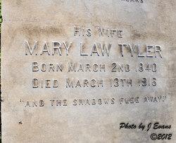 Mary Law <I>Tyler</I> Moore
