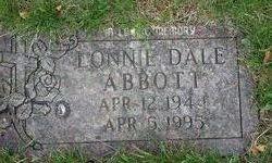 Lonnie Dale Abbott, II
