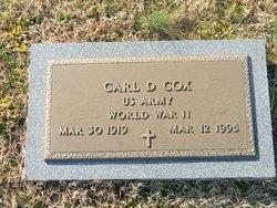 Carl D. Cox