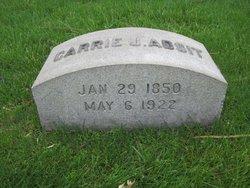 "Carolyn Jane ""Carrie"" Adsit"