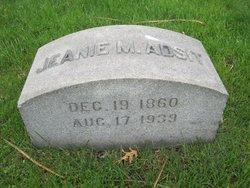 Jeanie M. Adsit