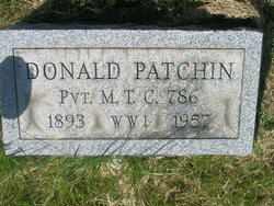 Donald J Patchin