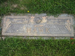 Ethel Marie <I>Gardner</I> Hawk