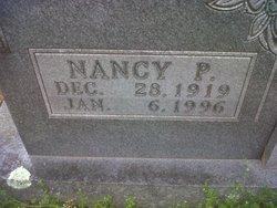 "Nancy Pauline ""Polly"" <I>Sheets</I> Carnahan"