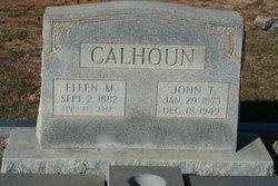 Ellen <I>Marshall</I> Calhoun