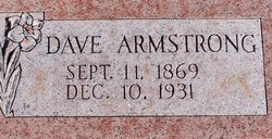Dave Armstrong