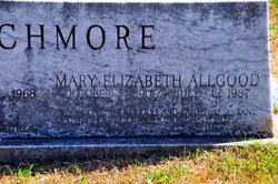 Mary Elizabeth <I>Allgood</I> Birchmore