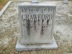 Robert A. Crawford
