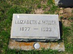 Elizabeth Jane <I>Garner</I> Miller
