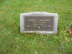 Karol C. <I>Baluczynski</I> Balinski