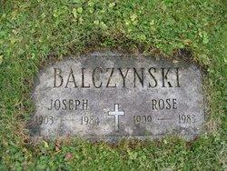 Joseph <I>Baluczynski</I> Balczynski