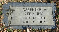 Josephine A. Sterling