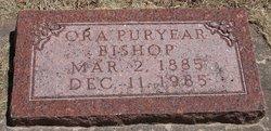 Ora <I>Puryear</I> Bishop