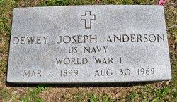 Dewey Joseph Anderson