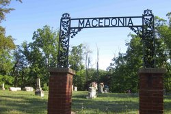 Macedonia Cemetery West
