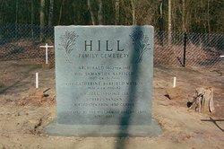 Archibald Hill Family Cemetery