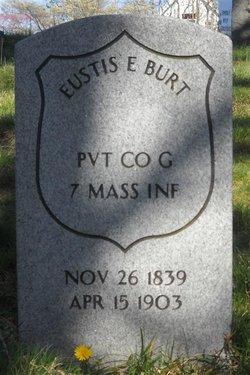 Eustis E Burt