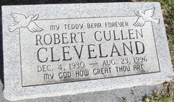 Robert Cullen Cleveland