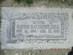 Hattie Leea