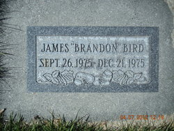 James Brandon Bird