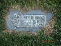 """Sarah Ellen """"Nellie"""" <I>Rugg</I> Rugg"""