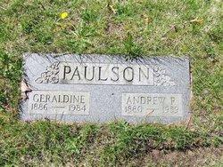 Geraldine Paulson